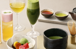 【Newly OPEN】ocha room ashita ITOEN at Shibuya Scramble Square