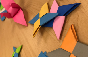 Hands-on Origami Workshop!