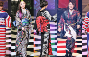 ROCKな着物がかっこいい!FASHION CANTATA from KYOTO♡